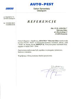 referencja